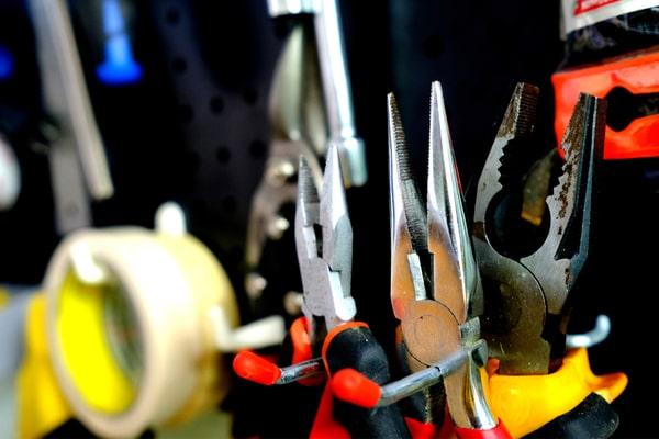 Matériel et outils de bricolage