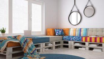 Comment faire un canapé en palette ?