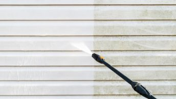 Nettoyer sa façade soi même